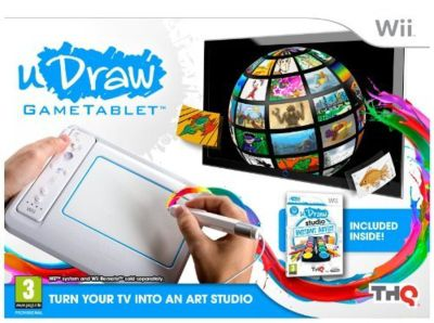 Udraw Tablet - Plus Instant Artist