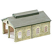 HORNBY Skaledale R9840 Granite Station Engine Shed