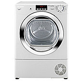Candy Condenser Tumble Dryer, GVCD101BC, 10kg load - White