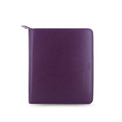 Filofax A5 Pennybridge Purple Organiser