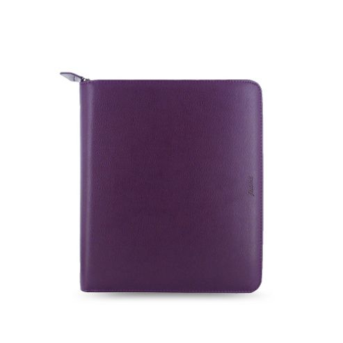 Filofax A5 Pennybridge Purple Organiser