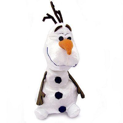 Disney Frozen Talking Olaf Soft Toy