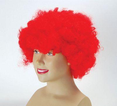Bristol Novelty - Afro Wig - Red