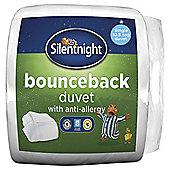 Silentnight Anti Allergy Bounce 10.5 Tog Duvet Single