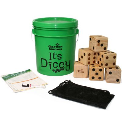 It's Dicey Giant Dice 9cm3 Game