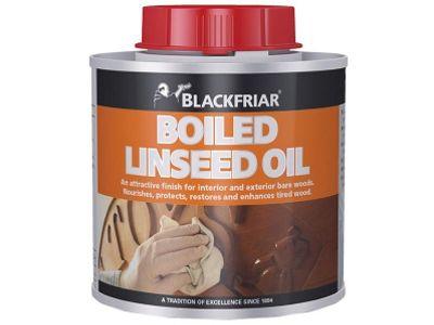 Blackfriar BKFBLO250 250 ml Boiled Linseed Oil