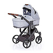 ABC Design Mamba Plus Pram - Graphite (2016)