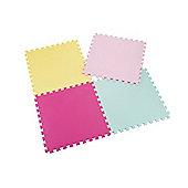 ELC Pink Recreation Mats - 4 Pack