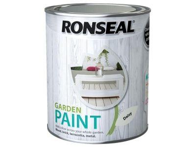 Ronseal RSLGPD250 250 ml Garden Paint - Daisy