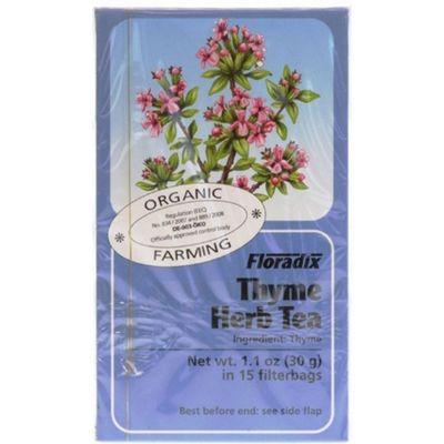Salus Haus Thyme Herb 15 Tea Bags