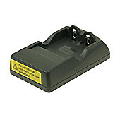 2-Power DBC0151A Indoor battery charger Black