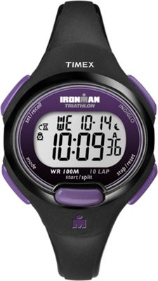 Timex Ironman Ladies Resin Alarm Backlight Chronograph Watch T5K523