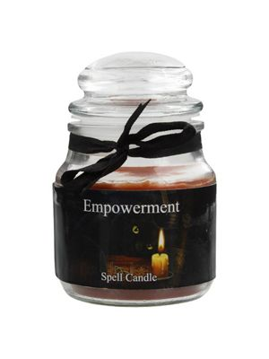 Lisa Parker Empowerment Spell Mini Candle