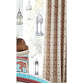 Catherine Lansfield Elephant Eyelet Curtains - 66x72 Inches (168x183cm)