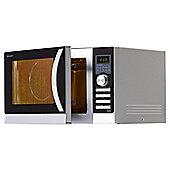 Sharp R843SLM 25L Combi Microwave - Silver