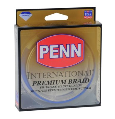 Penn International Braid Blue Fishing Line 12mm 9.6kg