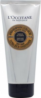 L'Occitane Ultra Rich Conditioner with Shea 200ml