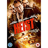 Heist - Formerly Bus 657 DVD
