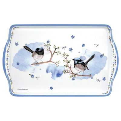 Ashdene Plume and Perch Medium Tray