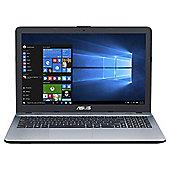 "Asus 15.6"" X541 Intel Pentium 4GB RAM 1TB HDD DVDRW Silver"