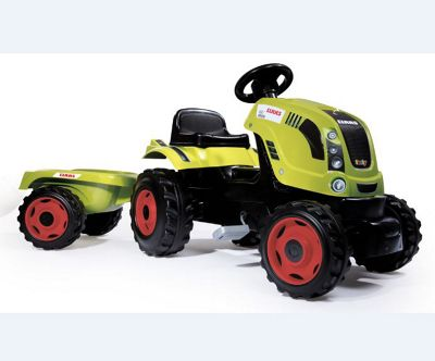 SMOBY Class Tractor