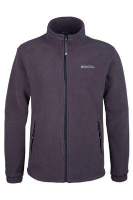 Mountain Warehouse Bernard Mens Windproof Fleece ( Size: XXXL )