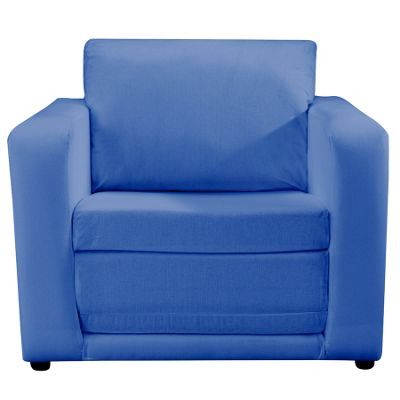 Children's Chair Bed - Blue