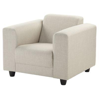 Camden Armchair, Light Grey