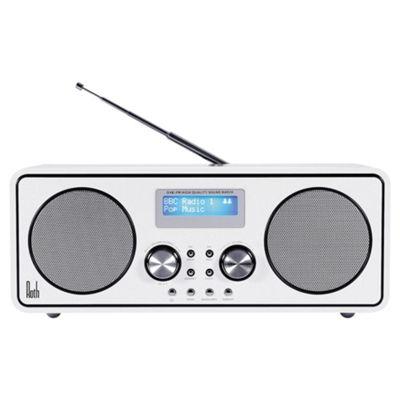 Roth DBT-003 DAB Radio with Bluetooth White