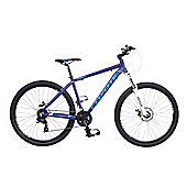 "Coyote Shasta HT MTB 18"" Alloy Frame 27.5"" Wheel 24 speed"