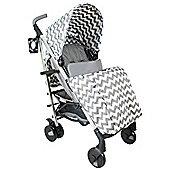 My Babiie Billie Faiers MB51 Stroller (Slate Grey)