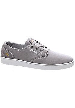 Emerica The Romero Laced Grey/White Shoe - Grey