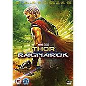 Thor Ragnarok DVD Retail