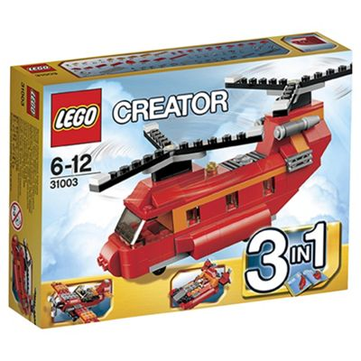 LEGO 31003 Creator Red Rotors