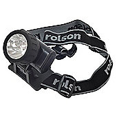 Rolson 2-in-1 LED Head Light with Band