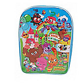 Character Moshi Monsters 'Fun Park' PVC Front Backpack