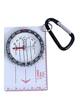 Mountain Warehouse COMPASS MAP WITH KARABINER