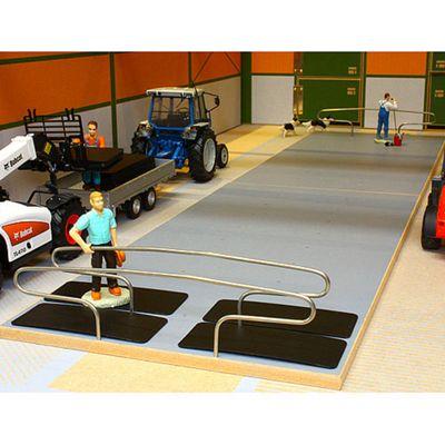 Brushwood Bt3014 Double Raised Cubicle Platforms - 1:32 Farm Toys