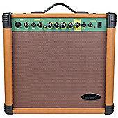 Rocket 40W Rms Acoustic Guitar Amplifier