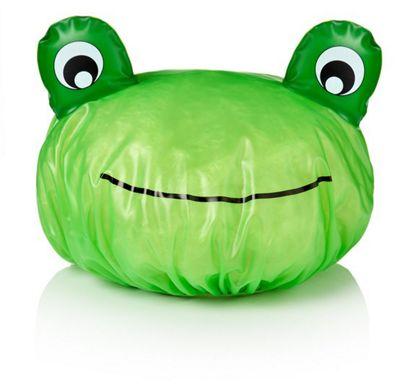 Novelty Crazy Frog Bath & Shower Cap