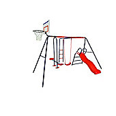 Hedstrom Atlas Mulpiplay (swing, glider, slide, monkey bars, basketball)