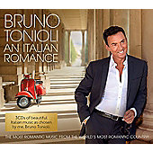 Various Artists Bruno Tonioli -An Italian Romance (3CD)