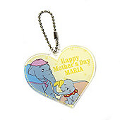 Disney Dumbo Personalised Mother's Day Keyring