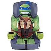 Kids Embrace High Back Booster Car Seat with harness, Group 1-2-3, Turtle