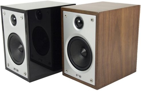 ACOUSTIC ENERGY COMPACT 1 SPEAKERS (PAIR) (GLOSS BLACK)