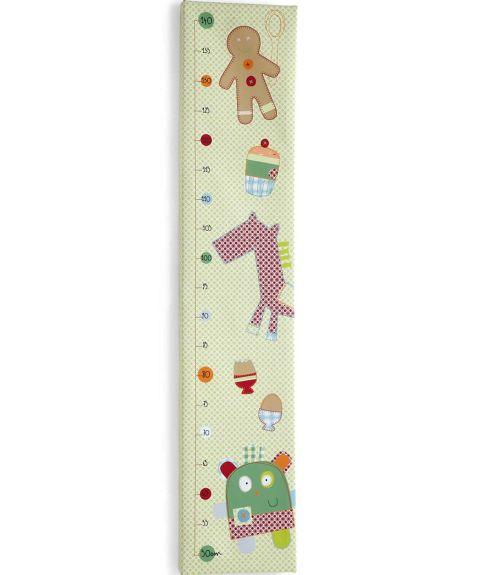 Mamas & Papas - Gingerbread - Height Chart