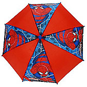 Spiderman 'Spiderweb' Nylon Umbrella