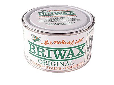 Briwax Wax Polish Spanish Mahogany 400G