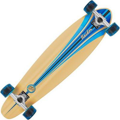 Mindless Longboards ML2030 Raider III Complete Longboard - Blue