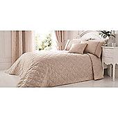 Serene Laurent 240x260cm Bedspread - Pink